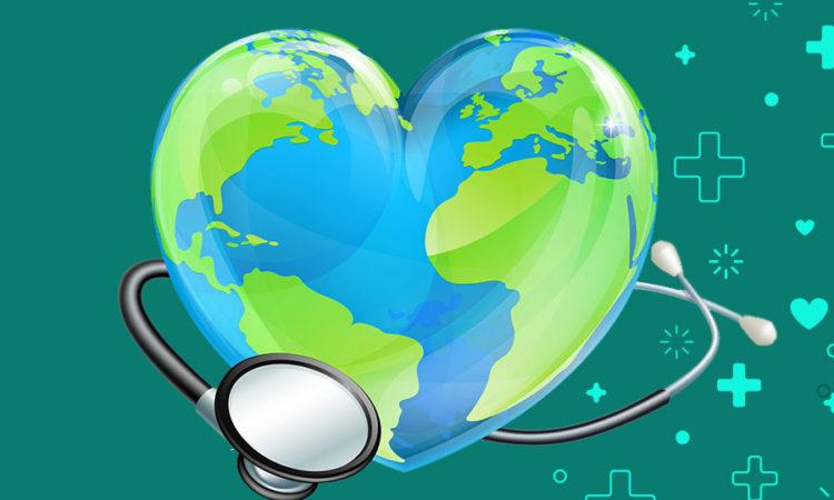 Salud Universal Para Todos Se Protagonista Ser Saludables