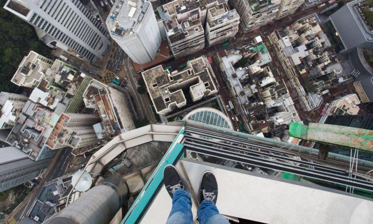 Aprenda a manejar el pánico a las alturas