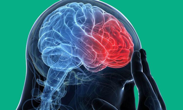 Trauma contundente a los síntomas de la cabeza