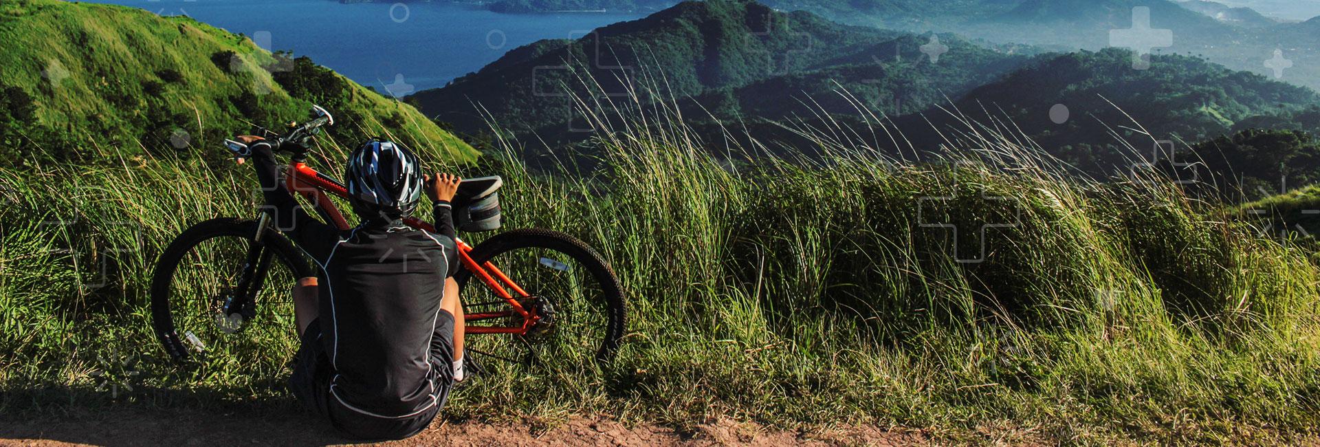 cada vez mas lejos en bicicleta