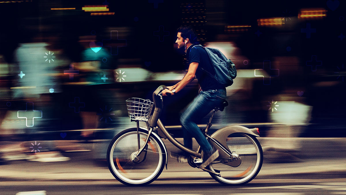 la bicicleta un estilo de vida