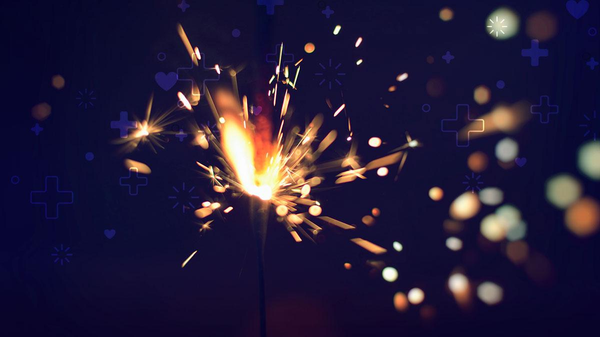 No arruine las fiestas decembrinas con el uso de pólvora