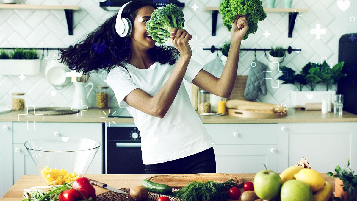 Cinco claves para una dieta sana