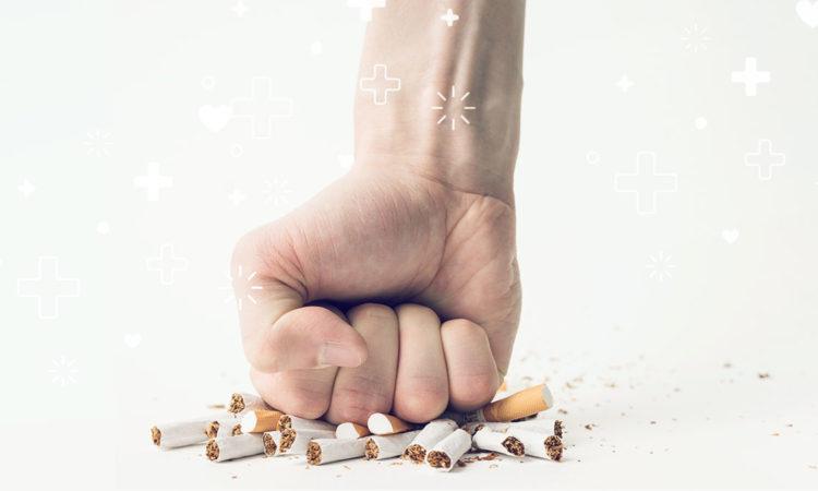 Los hombres están dejando de fumar