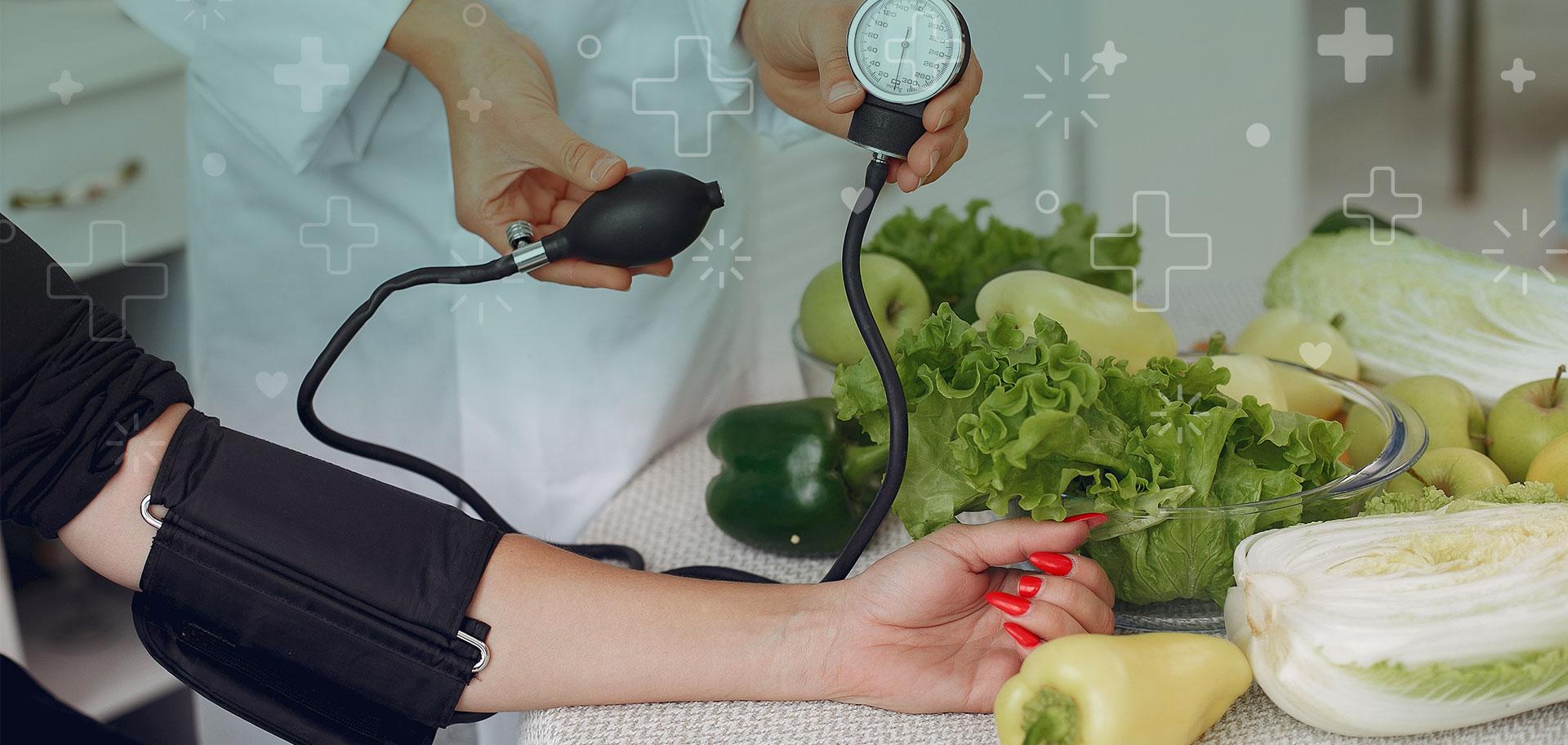 hábitos saludables para combatir la hipertensión