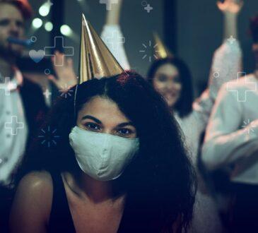 Cómo protegerse del coronavirus en las fiestas de fin de año
