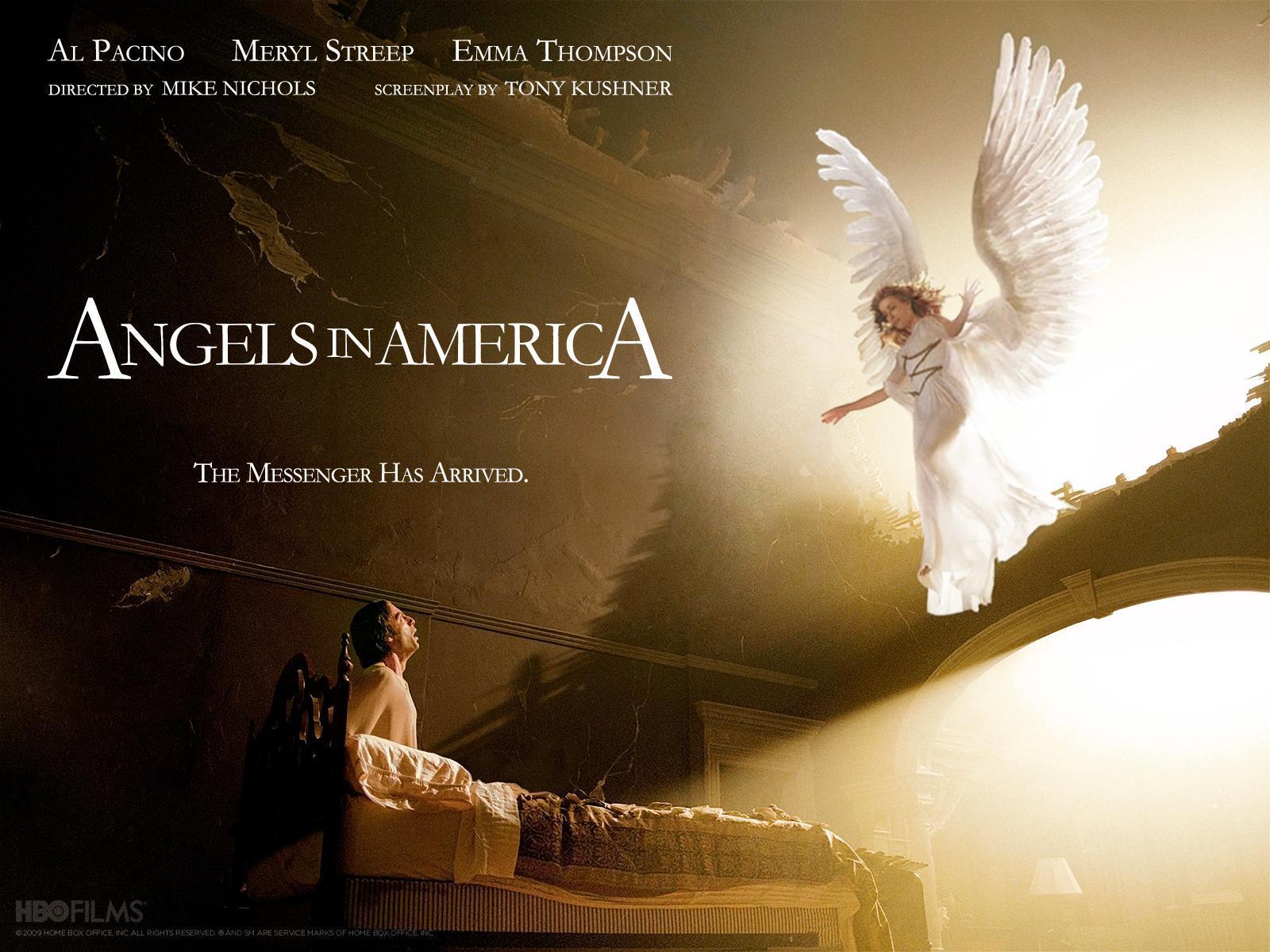 Angeles en America Miniserie de TV